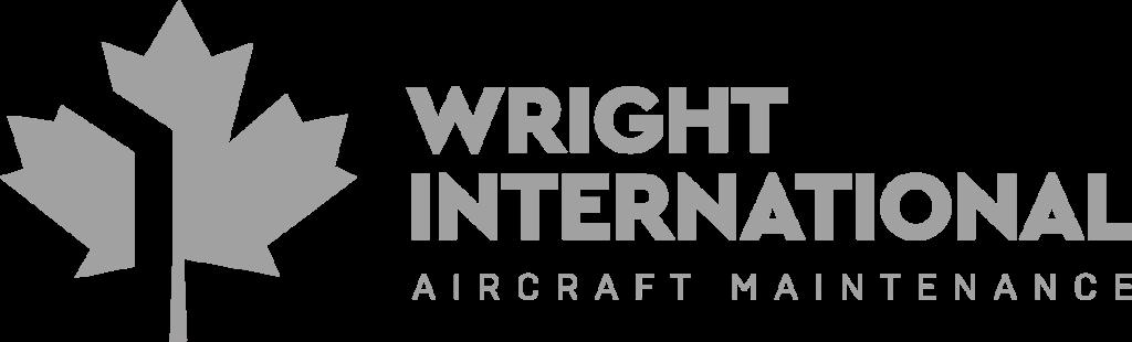 Wright International logo